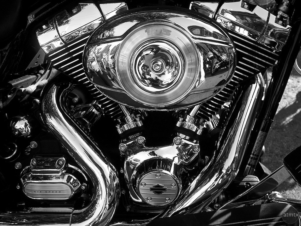 Chrome Engine #2, 2012 ROT Rally - Austin, Texas