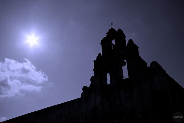 Mission San Juan Silhouette