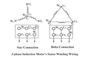 Circuit Diagram Of Three Phase Induction Motor