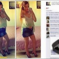 O pior de tudo é que os comentários bizarros do facebook são reais!