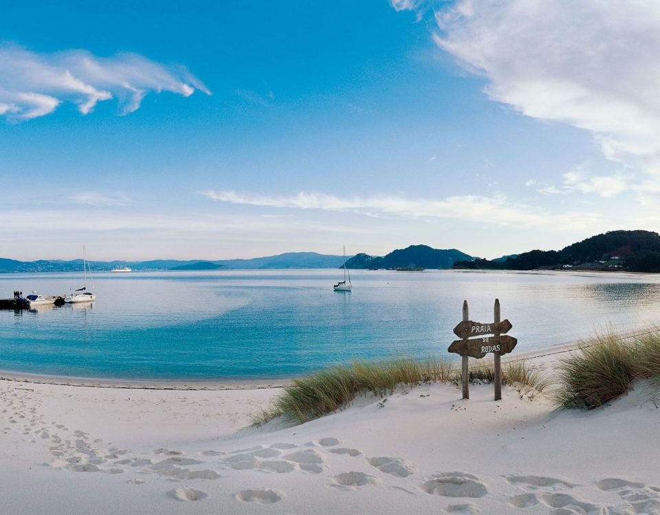 Rodas Beach - Cies Islands Galicia