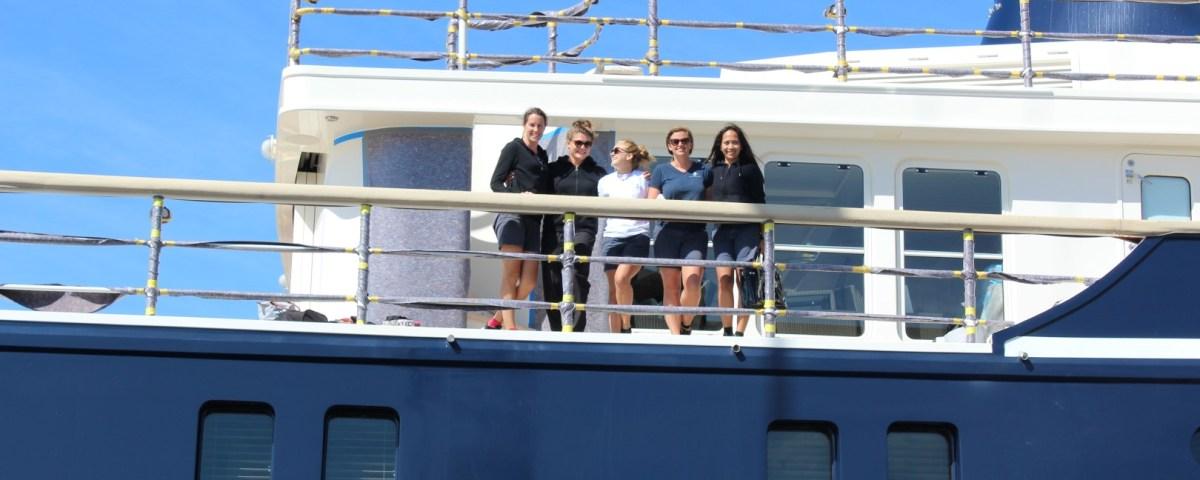 yacht crew care