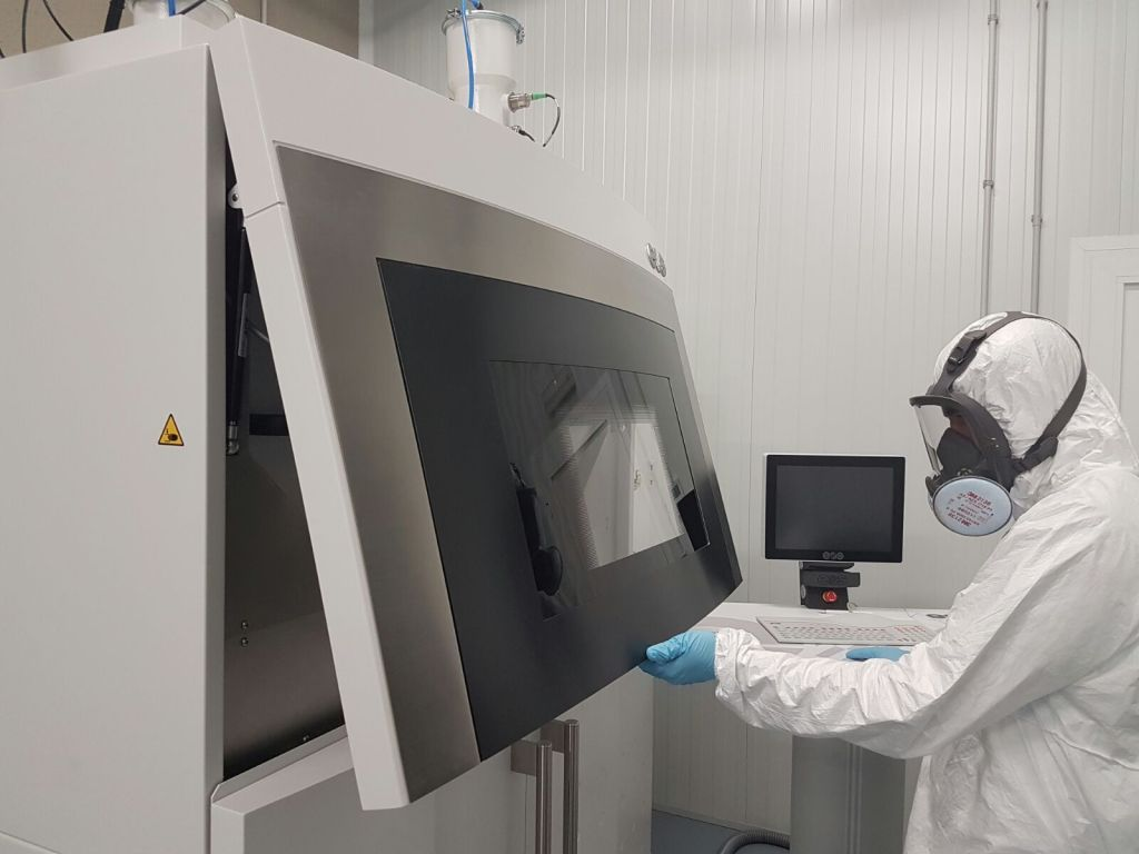 Lupeon Additive Manufacturing