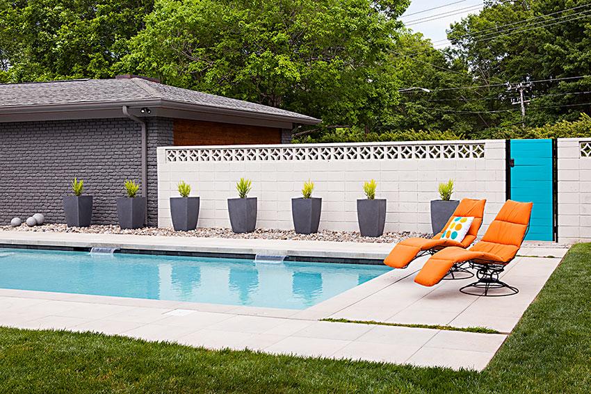 make a splash modern pool design ideas