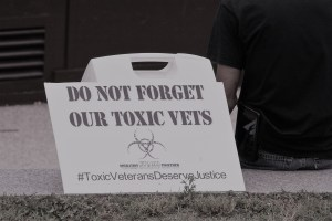 5/20/17 Operation Stand Together Sylvan Theater National Mall Washington DC D.C. Atomic Cleanup Vets Veterans