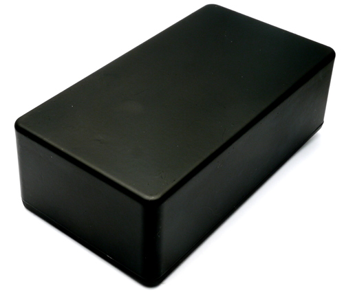 Effects Pedal Enclosure 125B Black