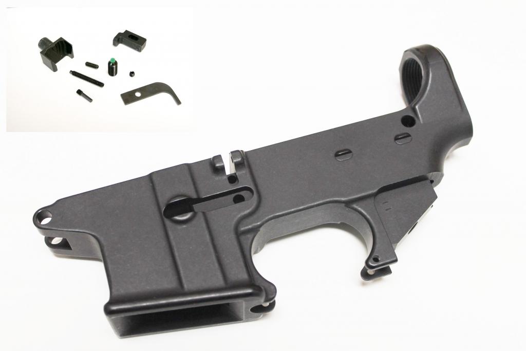 80% Colt mag lower receiver