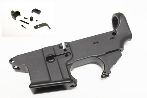 80% Colt mag lower receiver