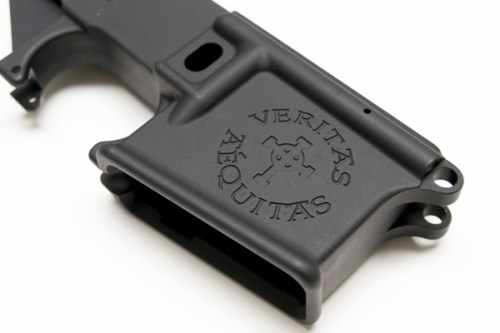 Custom Engraved 80% AR15 lower