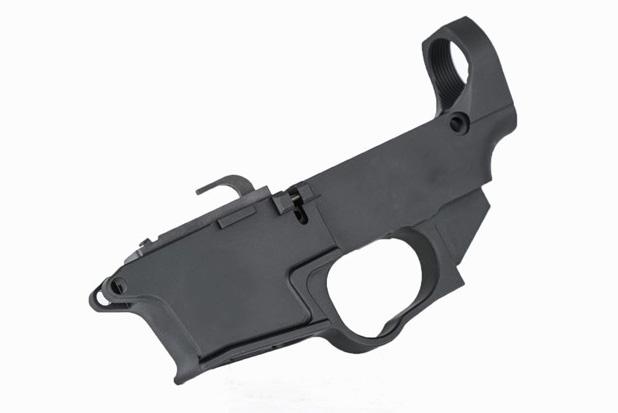 AR15 80% 9mm GPM-9 Billet Lower Glock Mag W/ Kit