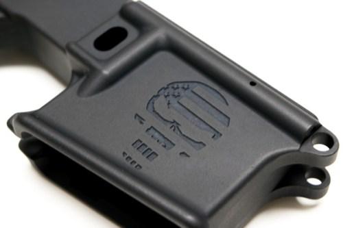Laser Engraved Ar15 80% lower