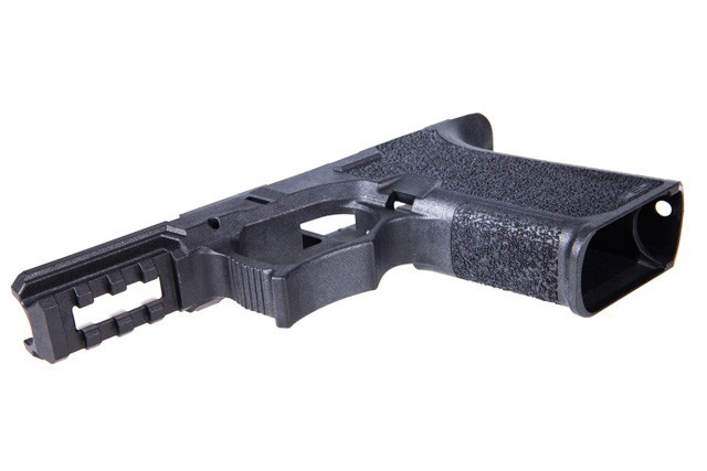 80% Polymer Pistol Frame Identification Engraving (Mail In Service)