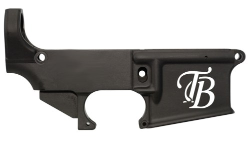 Custom Engraved Monogram 80% lower