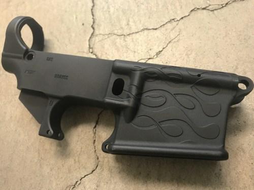 AR15 80% Hot Rod Lower