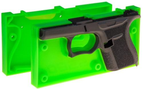 SS80 Polymer Glock 43 frame 80%