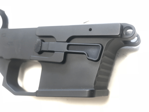 AR15 Glock Magazine Lower 80% DP9