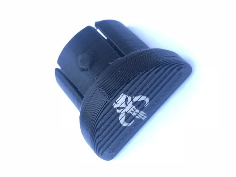 Extended Glock Grip Plug