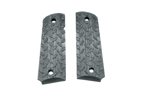 full size 1911 diamond plate grips