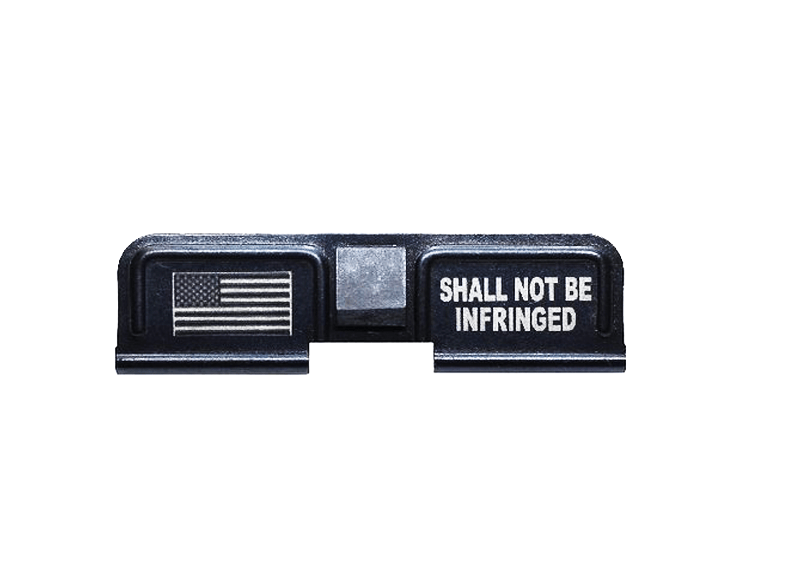 Custom Shall Not Be Infringed Dust Cover