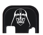 star Wars end plate Darth Vader