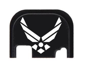 U.S. Air Force Slide End Plate
