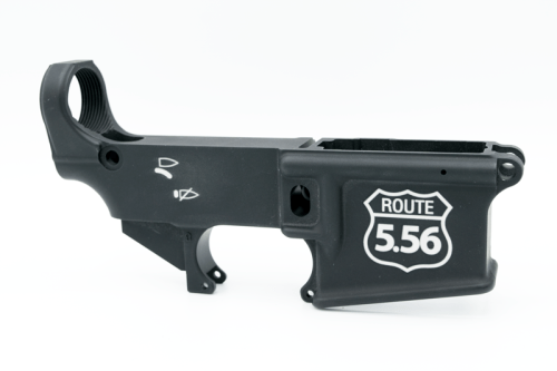 forged 5.56 custom lower 80%