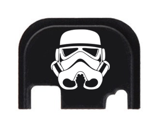 Custom Storm Trooper cover