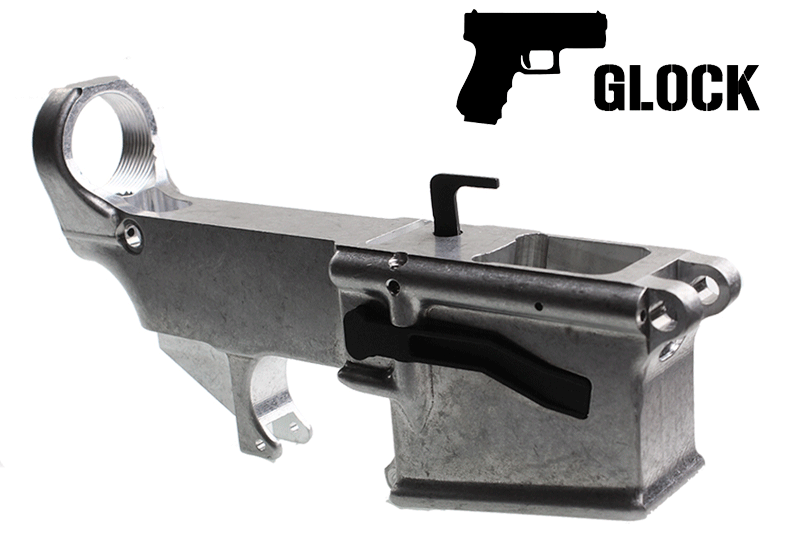 Glock 80% AR15 Forged Lower best price