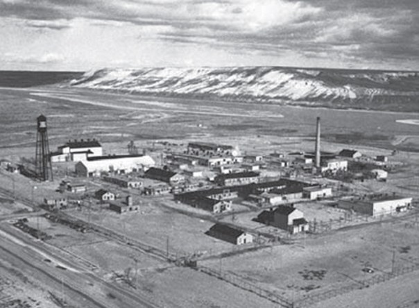 Image result for 1944 – Plutonium is first produced at the Hanford Atomic Facility