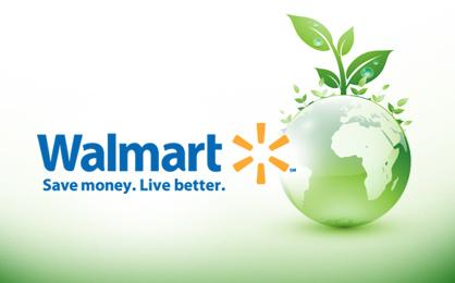 Walmart sustainability?