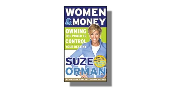 "Suze Orman's ""Women And Money"""