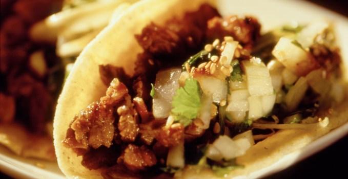 Kogi Food Truck tacos