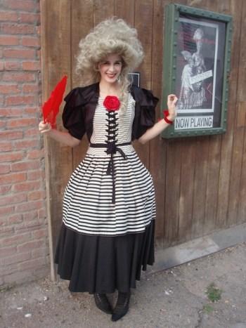 Cynthia Mance as The Countess