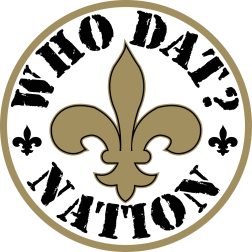 Who Dat? Nation