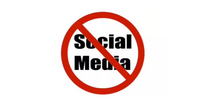 social media is a waste of time