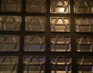 Messhall Kitchen trays