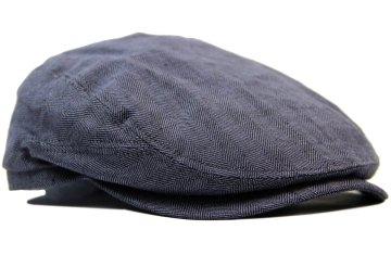 fc260fd078ff91 Failsworth Retro Mod Irish Linen Herringbone Duckbill Flat Cap