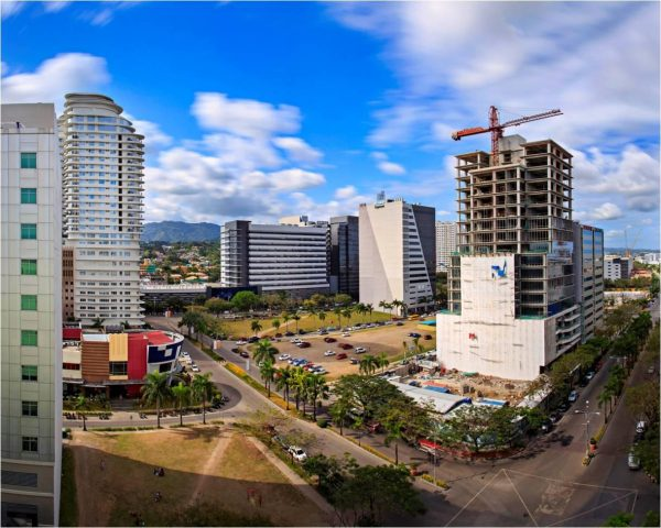 Cebu IT Park Constructions