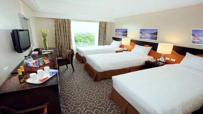 The Elizabeth Hotel in Cebu 3 Bedrooms
