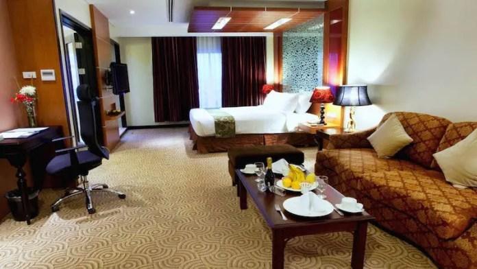 The Hotel Elizabeth in Cebu Honeymoon Suite