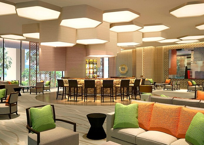 Lobby Lounge Bai Hotel