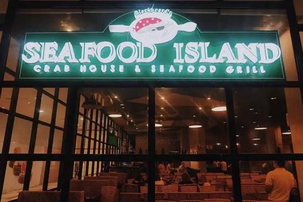 Seafood Island in SM Seaside Cebu