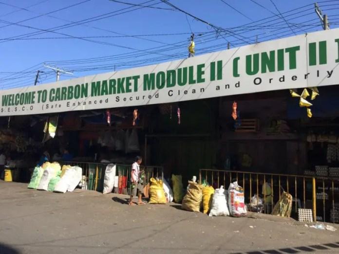 Cebu Carbon Public Market
