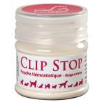 Anti saignement pour chien Clip Stop (en cas de coupe trop courte)
