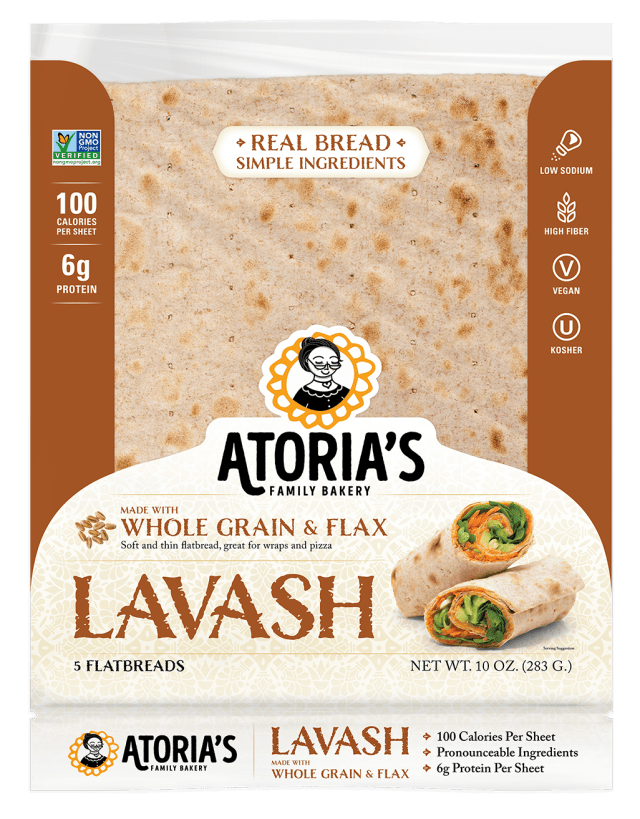 Lavash Whole Grain