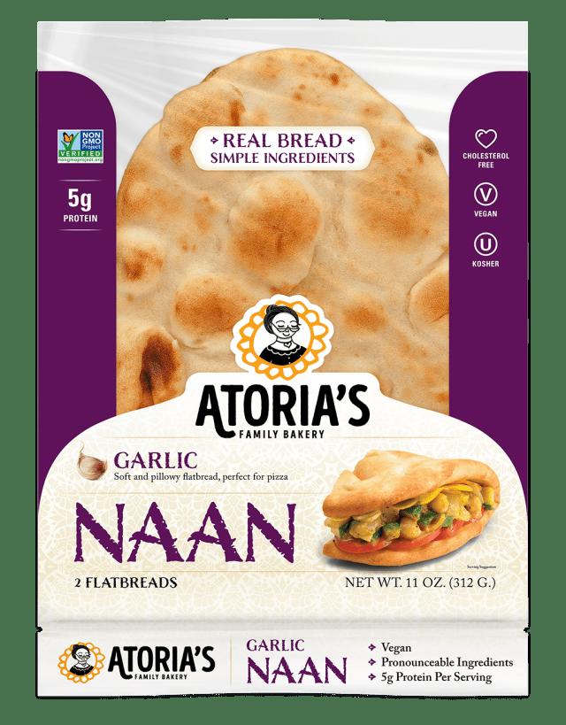 Naan Garlic