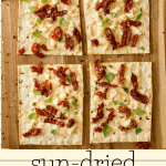 sun dried tomato lavash
