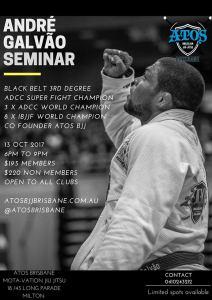 andre seminar