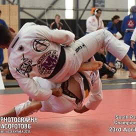 Antonio competing 2