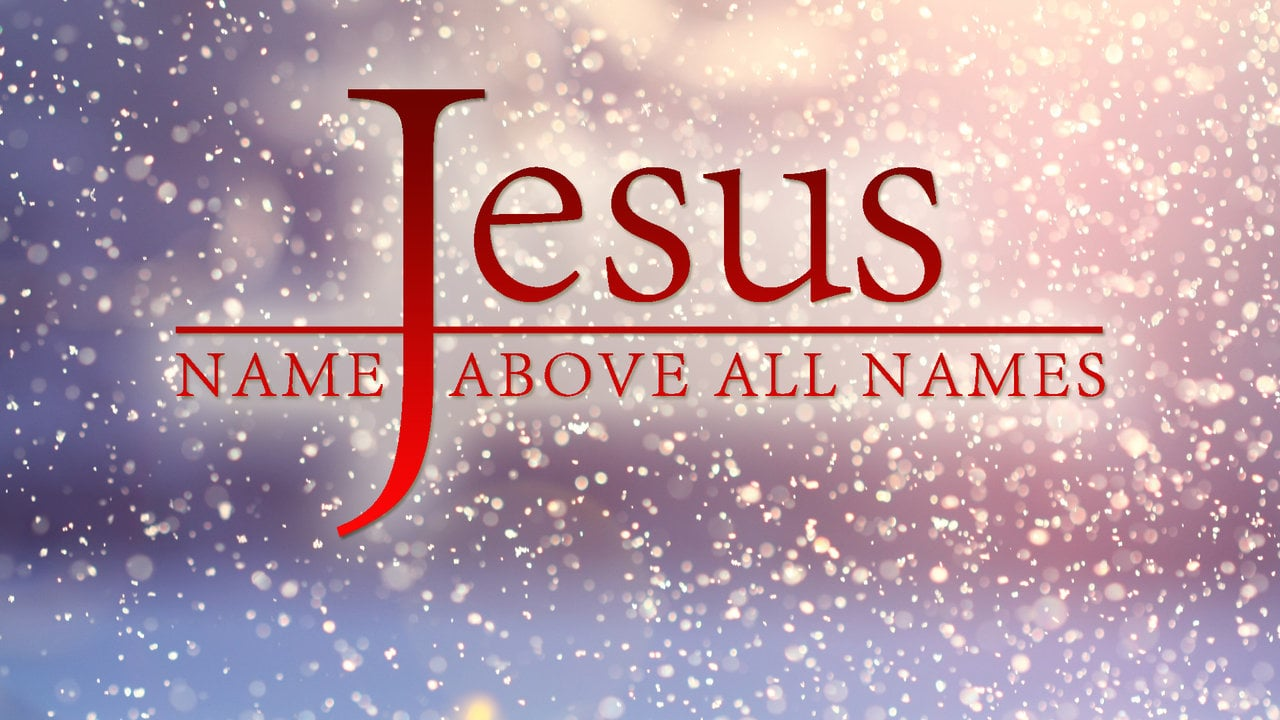 The Name of Jesus - Three Ways it is Different From Other Names| The Saving Power of the Name Jesus!